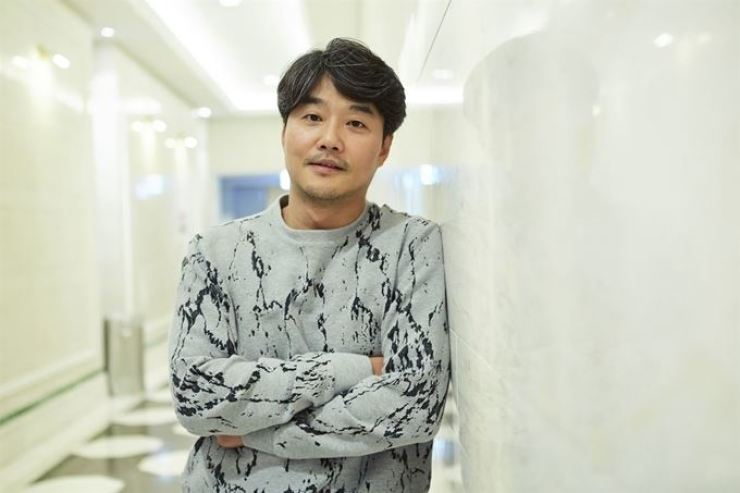 Director Lee Jae-kyoo. Courtesy of Lotte Entertainment