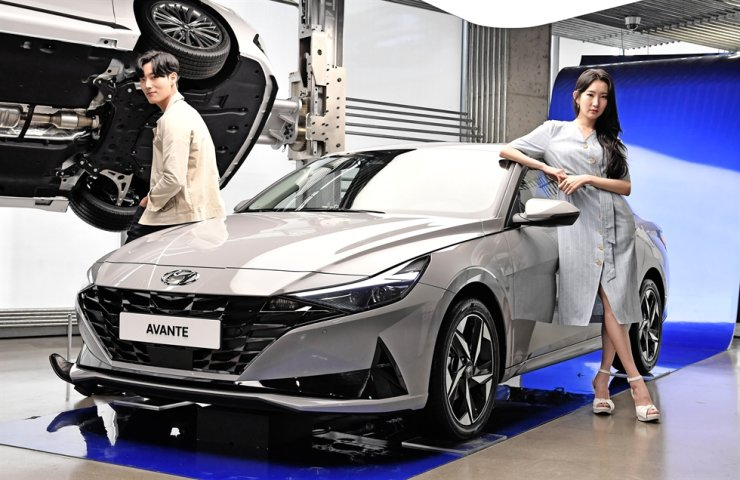 All New Hyundai Avante