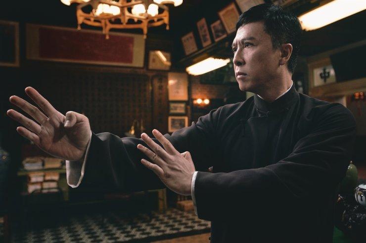 Donnie Yen Ji-Dan in film 'Ip Man 4: The Finale' / Courtesy of Ziness Communication