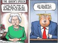 Queen Elizabeth nails her coronavirus speech