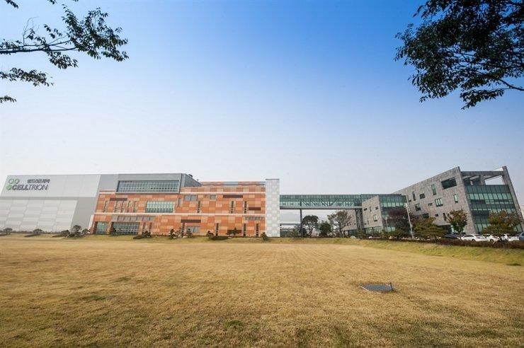 A Celltrion Pharm plant in Cheongju, North Chungcheong Province / Courtesy of Celltrion Pharm