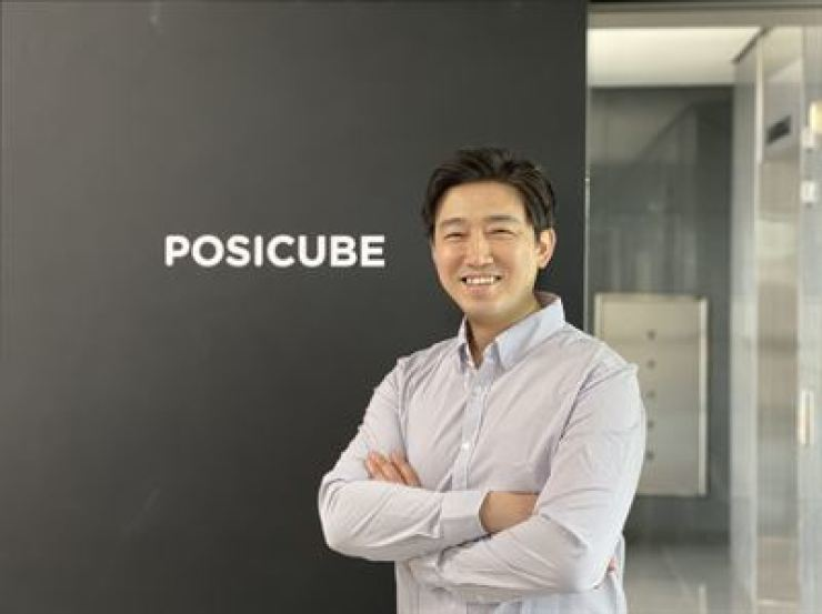 Posicube CEO Oh Sung-jo