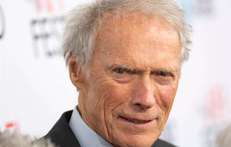 In this file photo director and actor Clint Eastwood attends the 'Richard Jewell' world premiere gala screening during AFI FEST 2019 Presented By Audi at TCL Chinese Theatre, on Nov. 20, 2019, in Hollywood, Calif. AFP