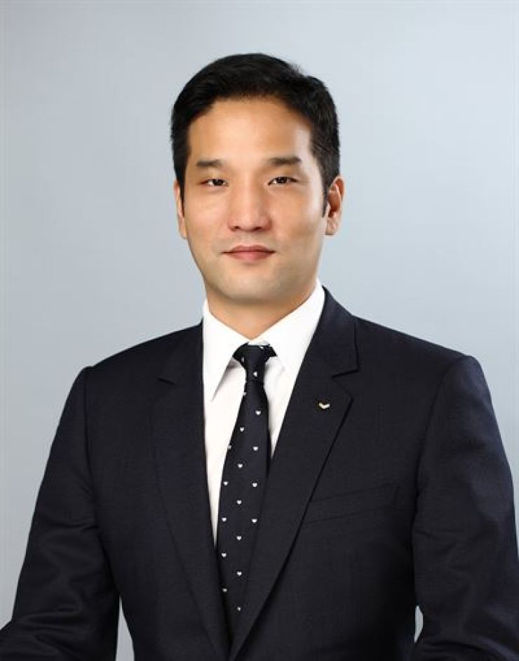 SeAH Holdings Corp. CEO Lee Tae-sung