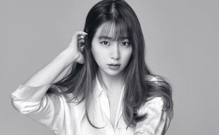 Actress Lee Min-jung. Courtesy of MSTeam Entertainment