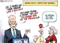 Biden sex scandal