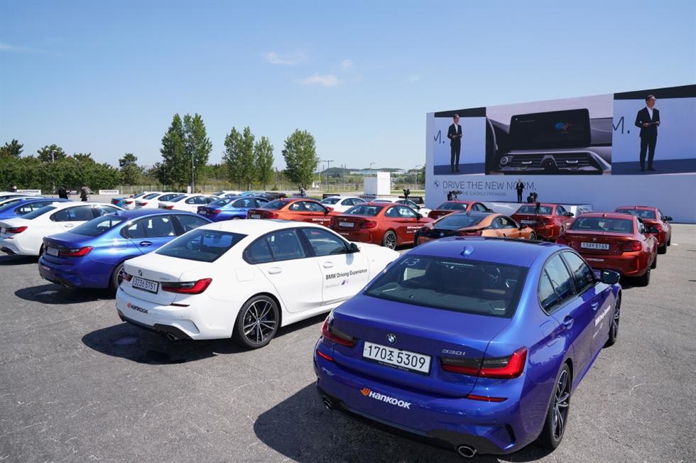 The new BMW 530e / Courtesy of BMW Korea