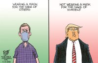 Trump: Mask or not