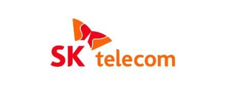 SK Telecom Logo. Courtesy of SKT