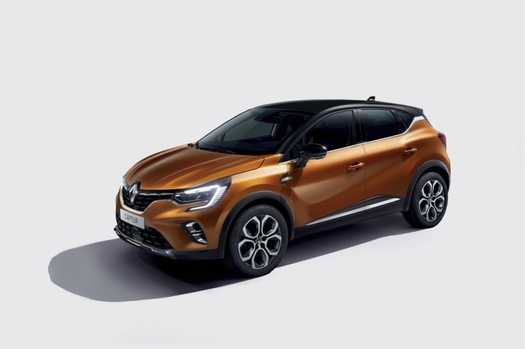Captur / Courtesy of Renault Samsung Motors
