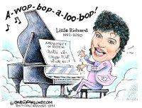 Little Richard tribute 1932 2020