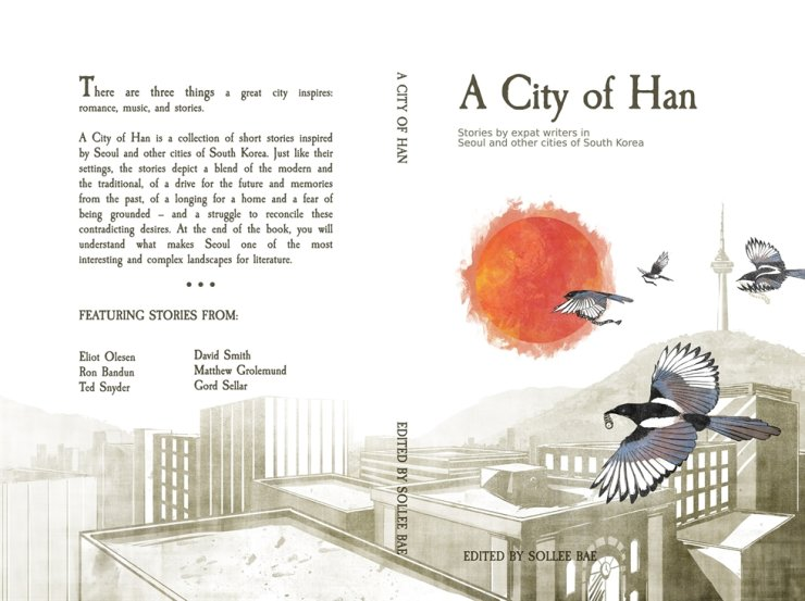 City of Han cover / Courtesy of Sollee Bae