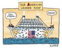 American leader ship