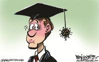 Pandemic graduation