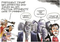 Silence of the GOP (Grand Old Party)