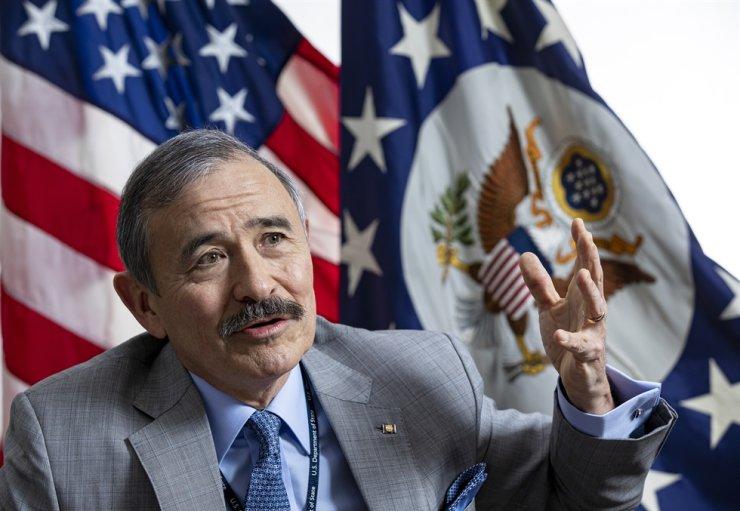U.S. Ambassador to South Korea Harry Harris. / Korea Times photo by Shim Hyun-chul