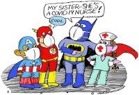 Superhero club