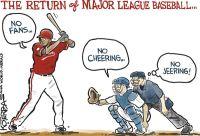 Return of Major League Baseball