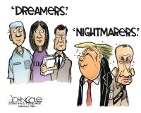 Dreamers and nightmarers