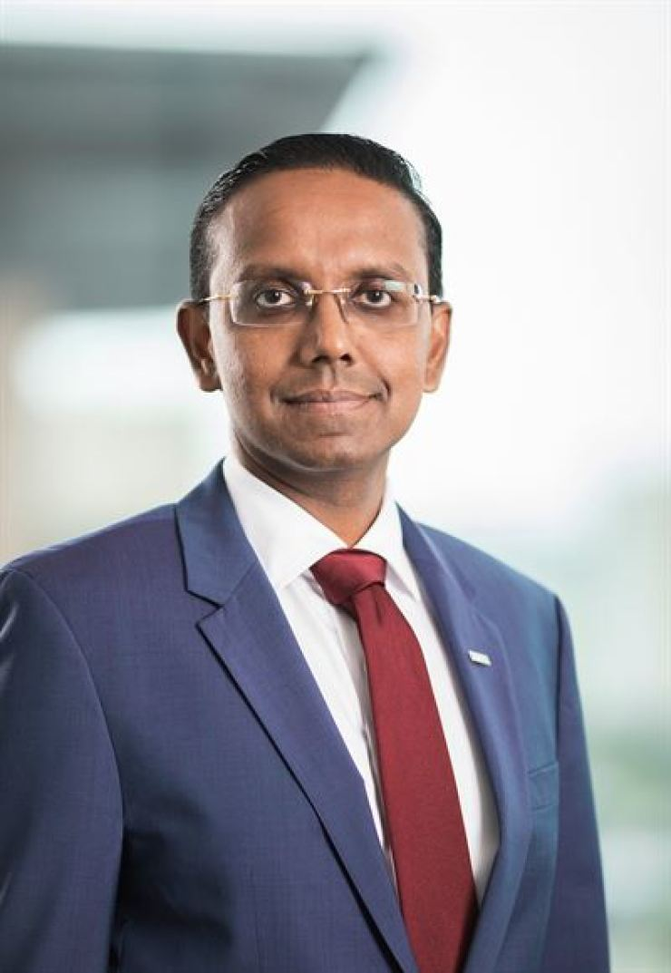 Anand Stanley, president of Airbus Asia-Pacific