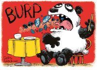 China eats Hong Kong