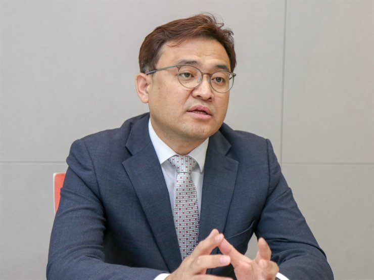 Strategy analyst Seo Sang-young at Kiwoom Securities / Courtesy of Kiwoom Securities