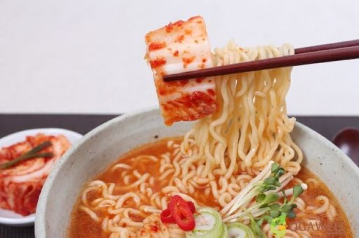 In the January-May period, exports of ramyeon and kimchi jumped 36 percent and 37 percent on-year, respectively, to $249 million and $162 million, according to the Korea Agro-Fisheries & Food Trade Corporation.