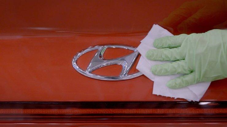 Hyundai Motor emblem / Courtesy of Hyundai Motor America