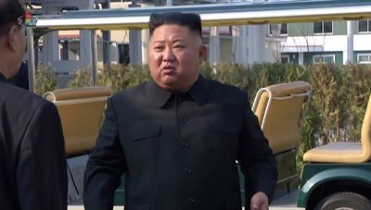 North Korean leader Kim Jong-un / Korea Times file
