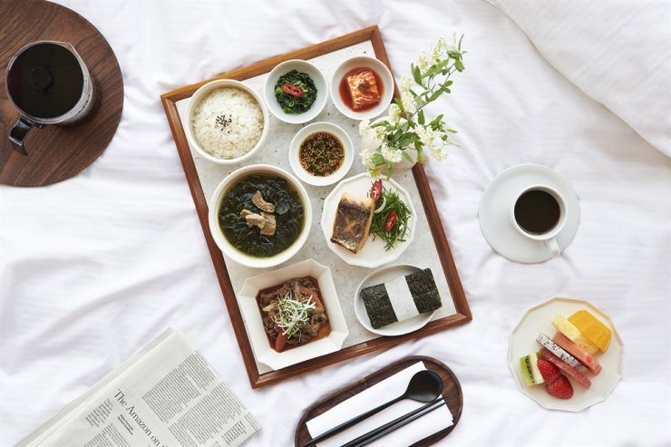 Park Hyatt Seoul offers the 'Experience More' package to celebrate its reopening scheduled for June 9, after the temporary shutdown amid the COVID-19 pandemic. / Courtesy of Park Hyatt Seoul