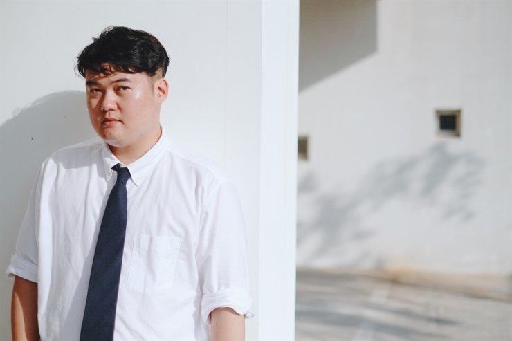 Author Kim Bong-gon Courtesy of Munhakdongne Publishing