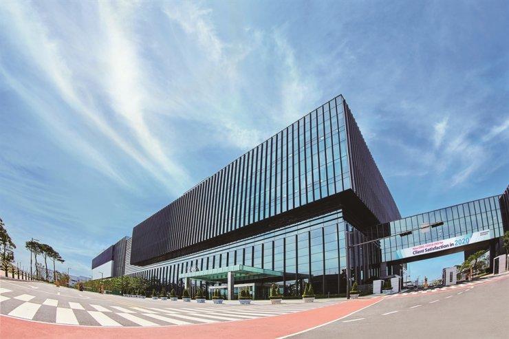Samsung Biologics plant 3 in Incheon. / Courtesy of Samsung Biologics