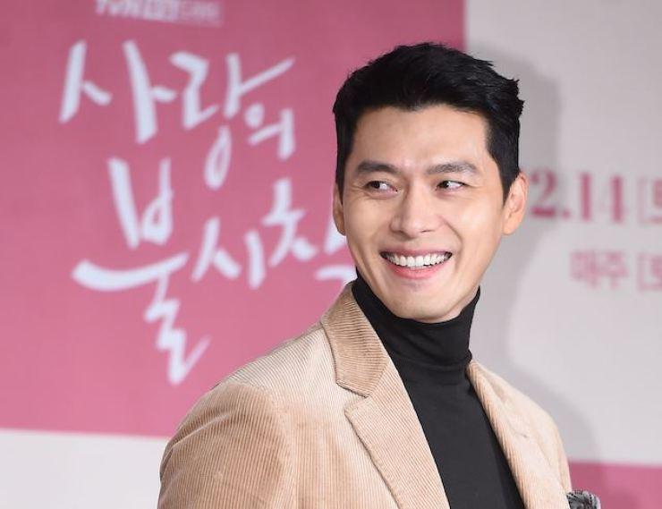 Actor Hyun Bin. Korea Times file
