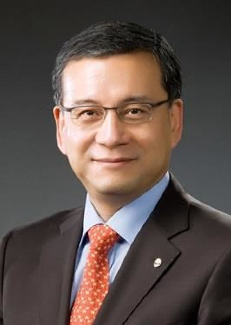 Busan International Financial Promotion Agency President Kim Jong-hwa