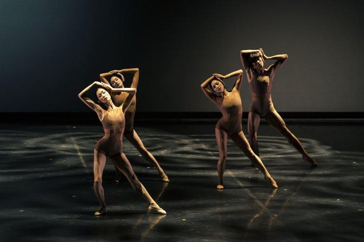 'Almond' (2019) choreographed by Kim Na-yeon Courtesy of BAKi