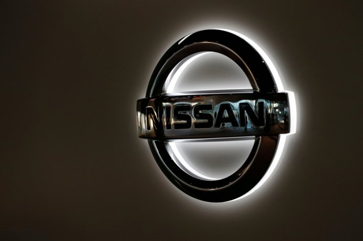 Nissan Motor's logo is pictured at its headquarters in Yokohama, Japan, Feb. 13, 2020. Reuters
