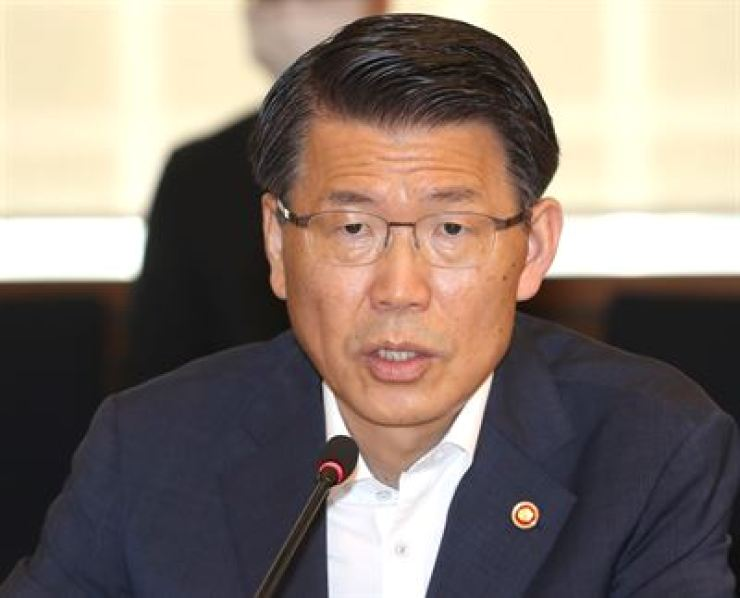 Financial Services Commission (FSC) Chairman Eun Sung-soo / Korea Times file