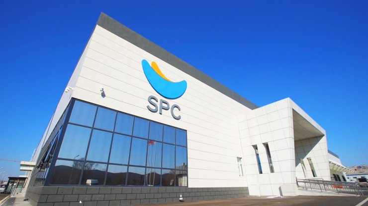 An SPC plant in Tianjin, China / Courtesy of SPC Group