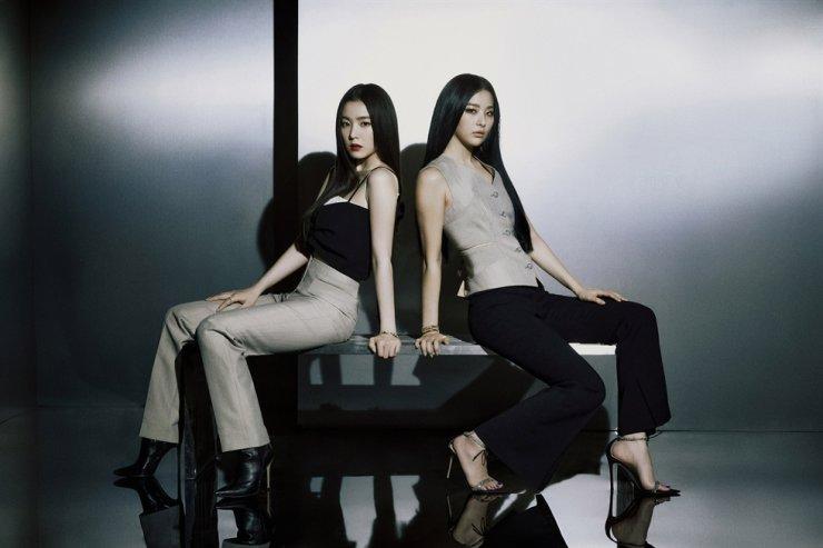 IRENE & SEULGI, a unit group from K-pop girl group Red Velvet. Courtesy of SM Entertainment