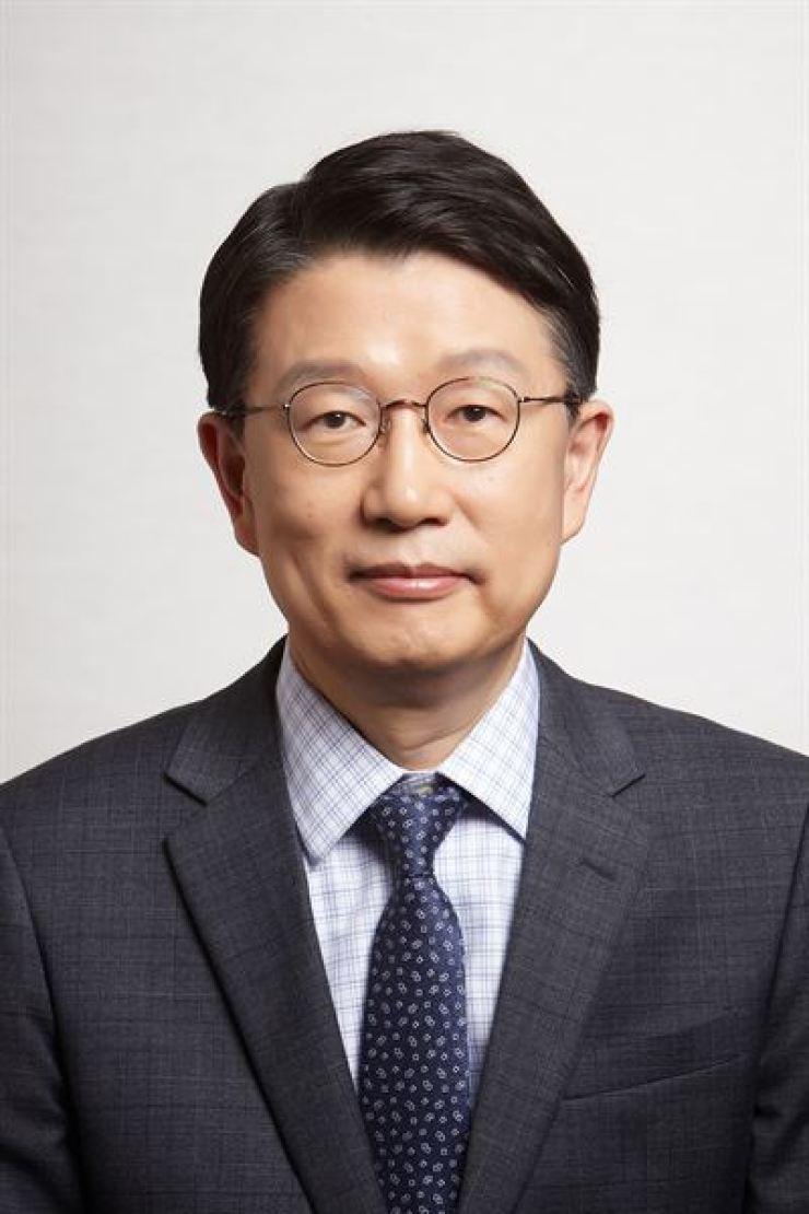 Samsung Securities CEO Jang Seok-hoon