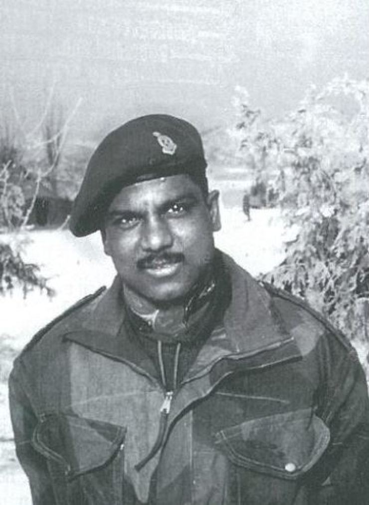 A. G. Rangaraj / Courtesy of the Ministry of Patriots and Veterans Affairs