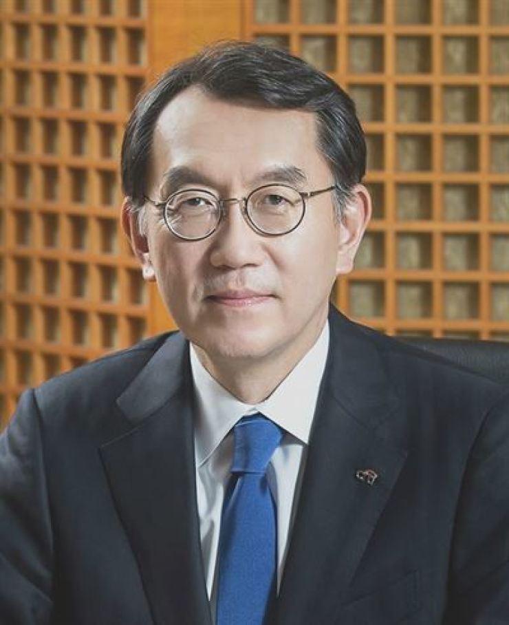 Citibank Korea CEO Park Jin-hei