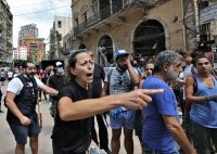Lebanon's leaders face rage, reform calls after blast disaster