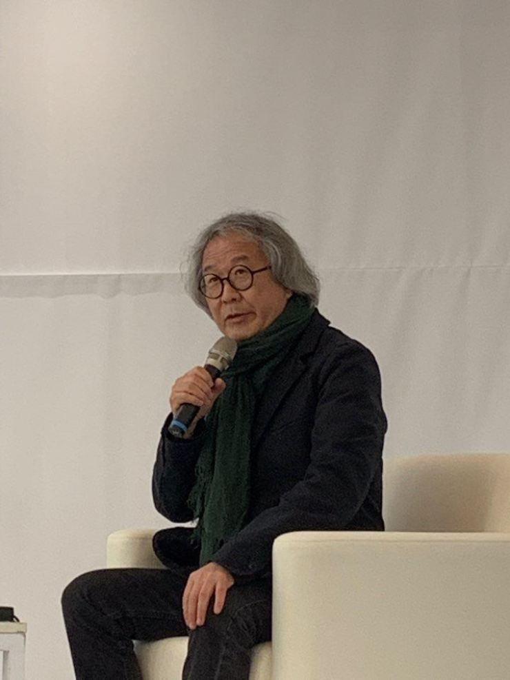 Architect Seung H-sang/ Korea Times file