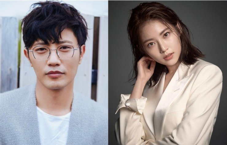 Actors Jin Goo, left, and Gong Seung-yeon will host the opening ceremony of the upcoming Jecheon International Music & Film Festival. / Courtesy of JIMFF