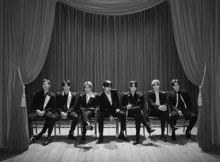 BTS members have been communicating with their fans on 'Weverse.' Courtesy of Big Hit Entertainment