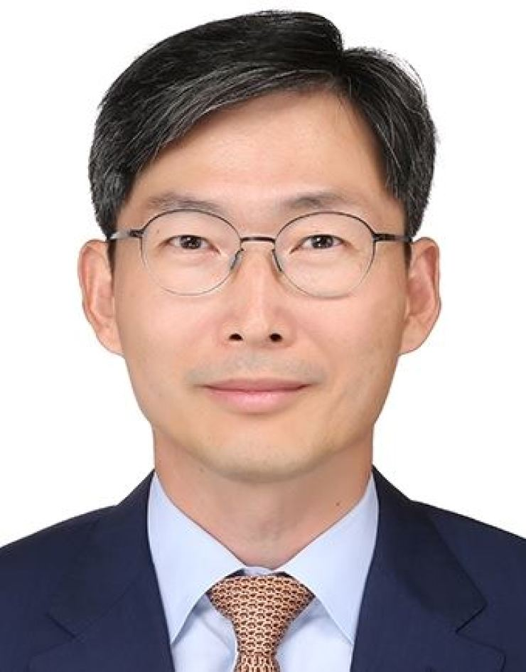 Prudential Life's CEO candidate, current DGB Life Insurance CEO Min Ki-sik / Courtesy of Prudential Life Insurance