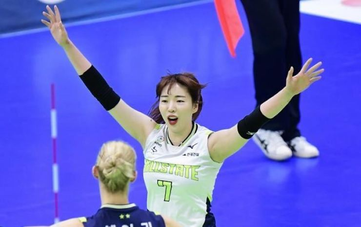 Former professional volleyball player Go Yoo-min was found dead in her home in Gwangju, Gyeonggi Province, July 31. / Korea Times File