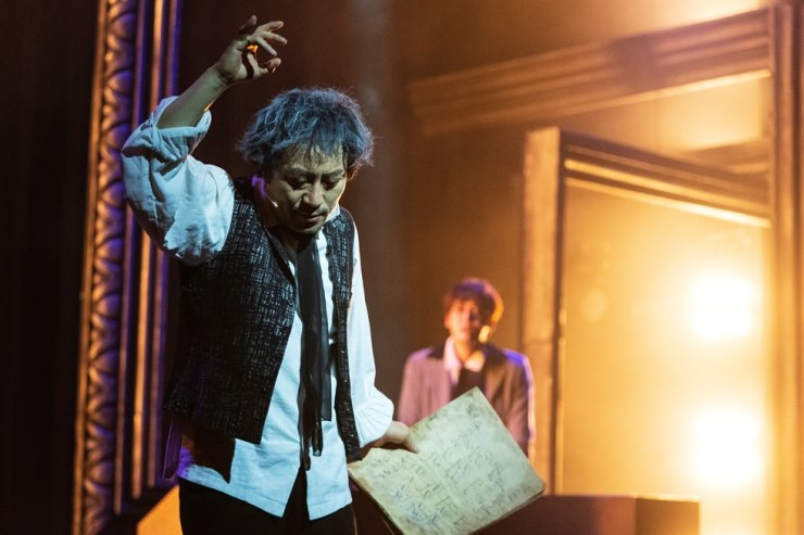 A scene from the Korean musical 'Ludwig: Beethoven the Piano' / Courtesy of Gwasuwon Musical Company