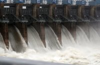 N. Korea releases border dam water without prior notice: sources